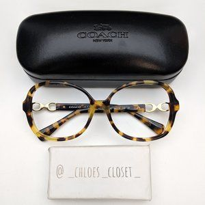 🕶️Coach HC8123 COLE Frame Women's Sungl./TQ229🕶️